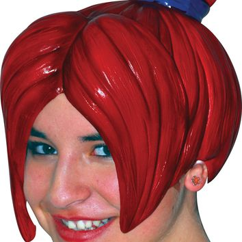 Anime Wig Style 4 Latex Red