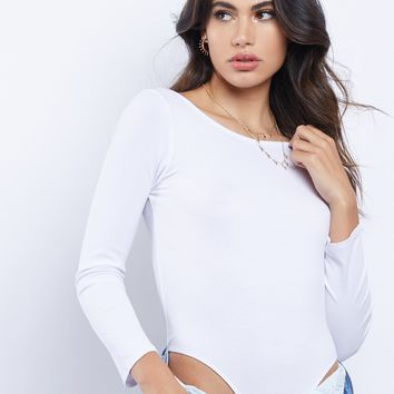 Girls Night Out Ribbed Bodysuit
