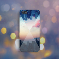 Metropolitan Reflections x Geometric Sunset Case for iPhone 6 6+ iPhone 5 5S 5C iPhone 4 4S and Samsung Galaxy S5 S4 & S3