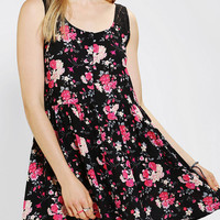 Urban Outfitters - One & Only X Urban Renewal Floral Tank Dress