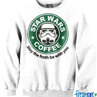 Wars Coffee Crewneck