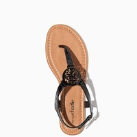 Vita Medallion Sandals | Shoes | charming charlie