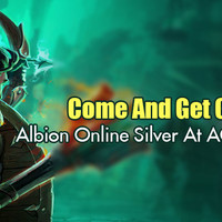 Buying Safe Albion Online Silver With Professional AOSilver.com - aosilver.com