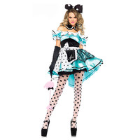 Cosplay Anime Cosplay Apparel Holloween Costume [9220653508]