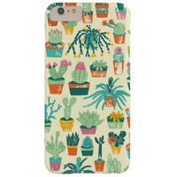 Cactus Pattern iPhone 6 Plus Case
