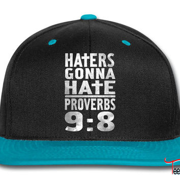 Haters Gonna Hate Snapback