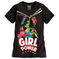 Marvel Heroines Tee for Women by Mighty Fine | Marvel |
