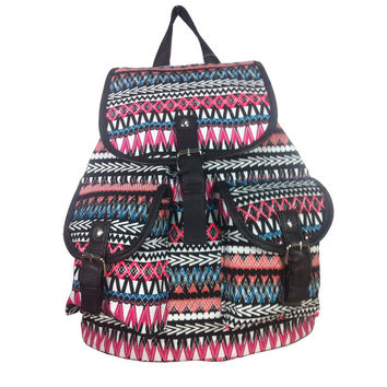 Back To School On Sale Hot Deal College Comfort Canvas Casual Stylish Backpack [8070741575]