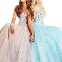 Sherri Hill 1434 at Prom Dress Shop