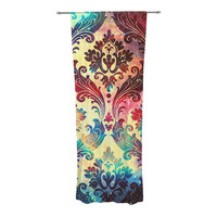 "Caleb Troy ""Galaxy Tapestry"" Sheer Curtain - Outlet Item"