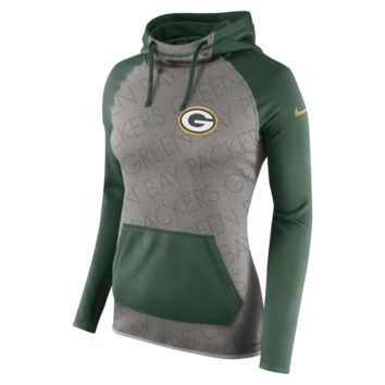 Nike Championship Drive Pullover (NFL Packers) Women's Training Hoodie