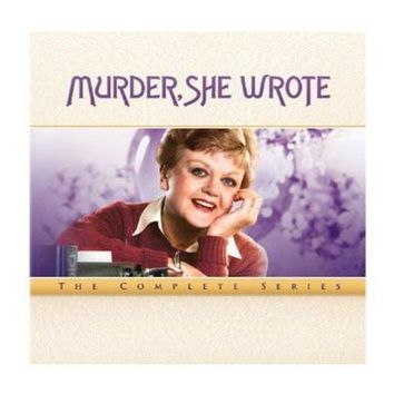Murder She Wrote DVD Complete Series Box Set