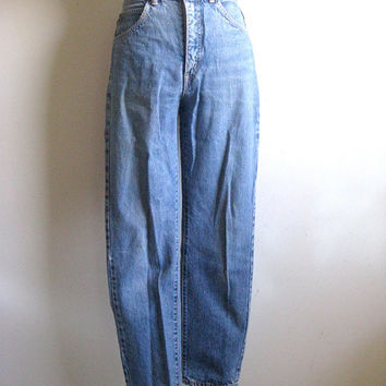 Edwin Vintage 1980s Jeans Cotton Blue Denim Grunge 5 Pocket  Jeans W31 L30