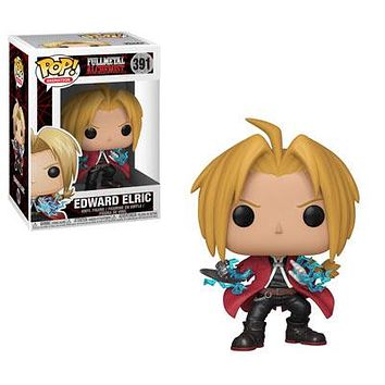 Edward Elric Funko Pop! Animation Fullmetal Alchemist