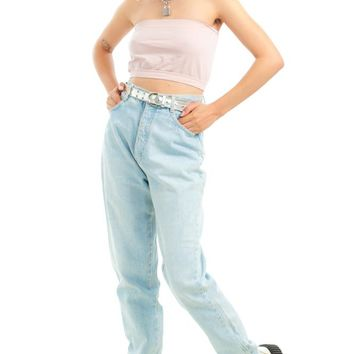 Vintage 90's Just Perfect High-Waisted Jeans - S