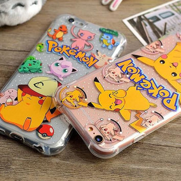 Pokemon Pokemon Pokemon GO Iphones Phone Case  12545
