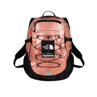 Supreme18SS The North Face Metallic Borealis Backpack