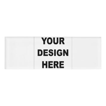 Design Your Own Custom Photo Name Tag