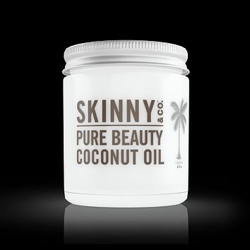 Pure Beauty Coconut Oil 4oz
