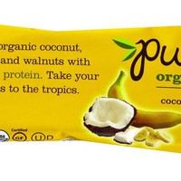 Pure Organic Pure Fruit and Nut Bar - Organic - Banana Coconut - 1.7