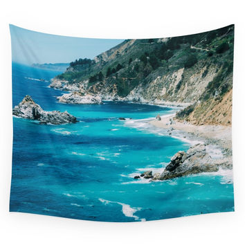 Society6 Big Sur California Wall Tapestry