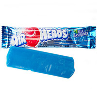 AirHeads Taffy Candy Bars - Blue Raspberry: 36-Piece Box