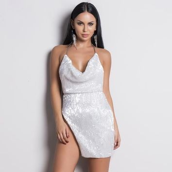 Wonderlust Dress - White