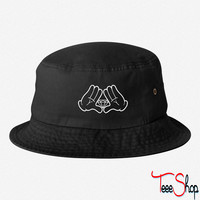 dynasty diamond bucket hat