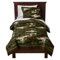 Circo® Camo Bedding Set - Green