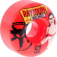 Bones Raybourn STF Phoebe 52mm Red