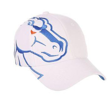 Licensed Boise State Broncos Official NCAA Custom Zfit X-Large Hat Cap by Zephyr 459898 KO_19_1