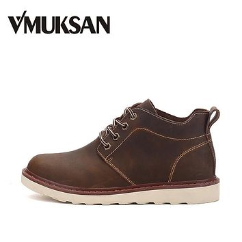 Designed Men Boots Winter Rubber Boots Fashion Simple Shoes For Man