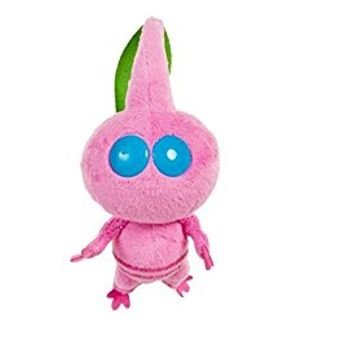 World of Nintendo Pink Pikmin Plush