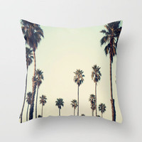 California  Throw Pillow by Bree Madden  | Society6
