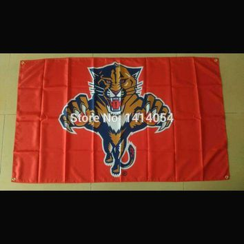 Florida Panthers NHL Flag 150X90CM  3X5 FT Banner