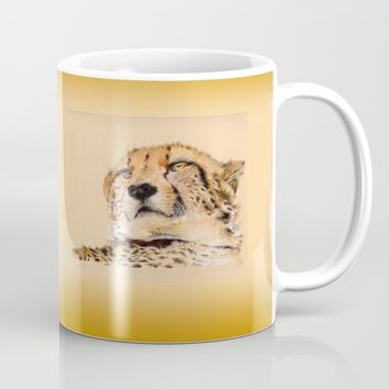 Season of the Cheetah Mug by michael jon