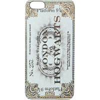 Harry Potter Hogwarts Ticket iPhone 5 Case