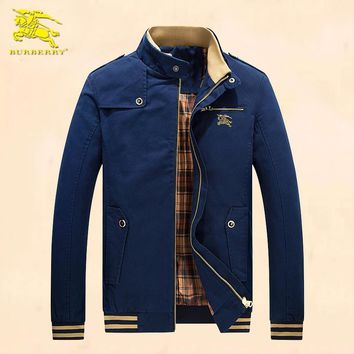 Burberry Cardigan Jacket Coat-22