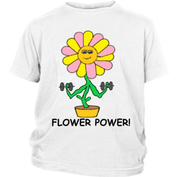 Youth Flower Power T-Shirt