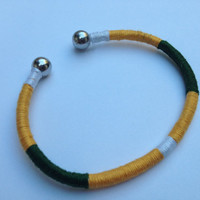 Oakland A's Bracelet - Customize to your favorite MLB, NFL & NBA teams