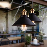 Industrial pendant light nordic retro lights - Free Shipping