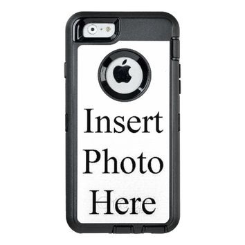 Create Your Own Custom OtterBox iPhone 6/6s Case
