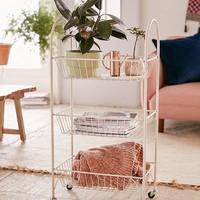 Talulah Rolling Storage Cart | Urban Outfitters
