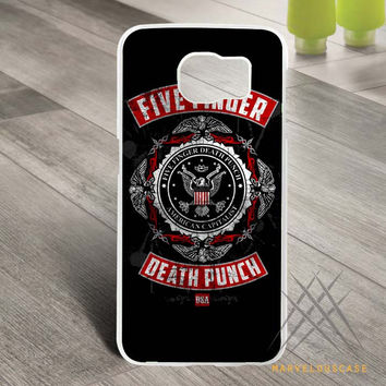 Five Finger Death Punch band Custom case for Samsung Galaxy