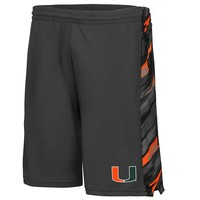 Colosseum Miami Hurricanes Mustang Shorts