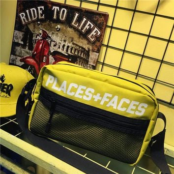 PALACE Crossbody pocket & Bags fashion bags  057