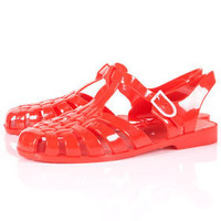 HASTINGS Jelly Sandals - New In This Week  - New In