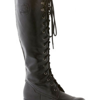 Chocolate Craving Boot in Black