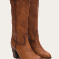 Frye - Ilana Pull On Tall Boot - Brown