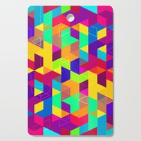 Pattern LXXX Cutting Board by tmarchev